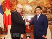 Hanoi y región finlandesa buscan fomentar relaciones multifacéticas