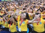 Más de 30 mil jóvenes participan en Campaña de Primavera Voluntaria 2019