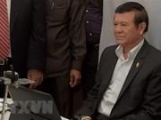 Rechazada la petición del exlíder opositor de Camboya para retirar cargos de traición
