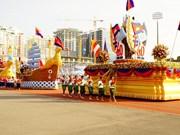 Celebran en Camboya victoria sobre régimen genocida de Pol Pot