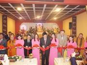 Inauguran primer centro budista de Vietnam en República Checa