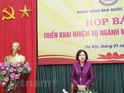 Vietnam mantendrá crecimiento crediticio en 14 por ciento en 2019