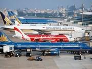 Reportan en Vietnam casi 40 mil vuelos retrasados en 2018