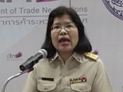 Tailandia se prepara para reunión de altos funcionarios de economía de ASEAN
