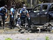 Ataque de bomba en sur de Tailandia provoca dos heridos