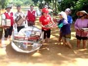 Cruz Roja de Vietnam lanza programa de asistencia a víctimas de agente naranja