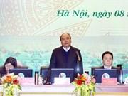 Premier de Vietnam destaca logros del sector de recursos naturales y medio ambiente en 2018