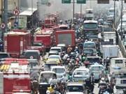 Indonesia sufre pérdidas millonarias por congestión de tráfico en Yakarta