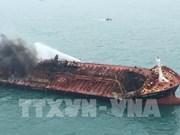 Vietnam aplica medidas de protección civil para marineros accidentados en Hong Kong