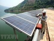 Inician construcción de dos plantas fotovoltaicas en provincia vietnamita