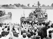 Destacan nexos Vietnam - Camboya tras 40 años de derrocamiento de régimen genocida de Pol Pol
