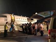 Repatriados los tres últimos víctimas vietnamitas en ataque con bomba en Egipto