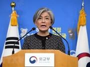 Canciller sudcoreana realizará visita a Brunei