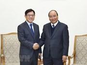 Vietnam es un destino estratégico global de Samsung, afirma su presidente