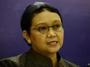 Indonesia anuncia las prioridades diplomáticas del 2019