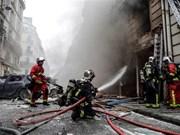No hay víctima vietnamita en fuerte explosión en centro de París