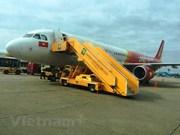 Vietjet Air inicia tercera ruta directa entre Vietnam y Japón