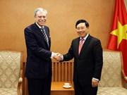 Vietnam considera importante asociación integral con Estados Unidos, dice vicepremier