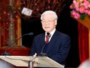 Máximo dirigente político de Vietnam exige mayores esfuerzos para reforma judicial
