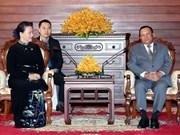 Refuerzan Vietnam y Camboya nexos parlamentarios