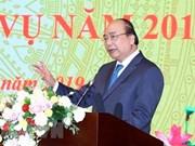 Premier vietnamita urge a impulsar tecnología de información y comunicación