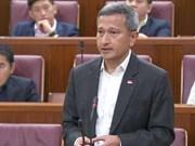 Aspira Singapur a resolver disputas aérea y marítima con Malasia