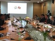 Participan empresas vietnamitas en la feria internacional Indus Food