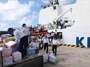Entregan regalos a soldados y residentes en islas nacionales en ocasión de Tet