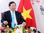 Trabajo de relaciones exteriores consolida el prestigio de Vietnam, valora canciller