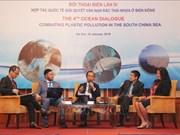Debaten en Vietnam sobre contaminación oceánica por residuos plásticos