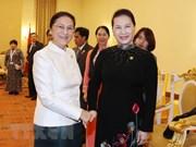 Fortalecen Vietnam y Laos nexos legislativos