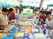 Casi tres millones de personas visitaron en 2018 la Calle del Libro en Ciudad Ho Chi Minh