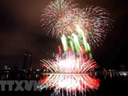 Iluminarán Hanoi con espectáculos pirotécnicos en Año Nuevo Lunar