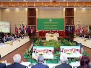 Concluye la 27 Reunión del Foro Parlamentario Asia-Pacífico  en Siem Reap