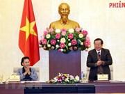 Presidenta parlamentaria de Vietnam elogia aportes del Grupo de Petróleo y Gas a seguridad energética nacional