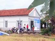 Programa de la ONU para el Desarrollo presta asistencia a vietnamitas afectados por tormenta