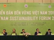 Analizan en Vietnam medidas para promover el desarrollo sostenible