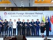 Inauguran Reunión de Ministros de Relaciones Exteriores de ASEAN 2019