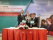 Brinda Nueva Zelanda becas para estudiantes vietnamitas