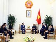 Aspira Vietnam a cooperar con Singapur en sector de innovación