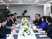 Ciudad Ho Chi Minh y Hokkaido (Japón) por fomentar cooperación multisectorial