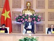 Premier traza tareas para Subcomisión Socioeconómica del Partido Comunista de Vietnam