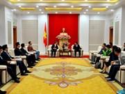 Provincia norvietnamita de Quang Ninh da la bienvenida a inversores surcoreanos