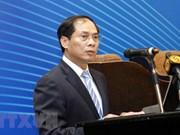 Participa Vietnam activamente en reunión de altos funcionarios del G20
