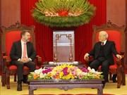 Vietnam y Australia por fomentar asociación estratégica bilateral