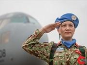 Entrenan en Vietnam a cascos azules de Naciones Unidas sobre protección de civiles
