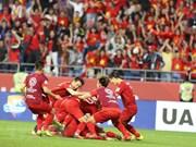 Ofrecen en Vietnam paquetes turísticos a EAU para cuartos de final de la Copa Asiática 2019