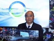 Premier vietnamita asiste a reunión anual del Foro Económico Mundial en Davos