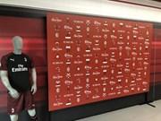 Vietnam, primer destino para academia de fútbol AC Milán en el Sudeste Asiático