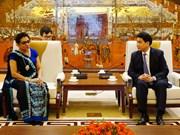 Fortalece Hanoi cooperación con Sri Lanka en múltiples sectores